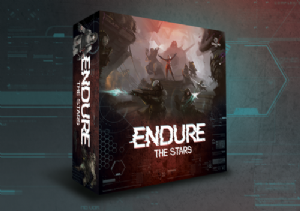 Endure the Stars 1st Edition
